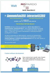 CommunicAsia2015