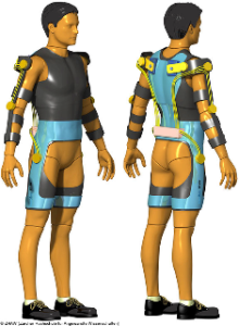 Robo-Mate: Industrial Applicability of the First Modular Exoskeleton Designed for Manually Handled Activities will be Demonstrated at Sibiu
