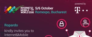 Globally Experienced IT Company at IM World, Bucharest : 5-6 October