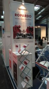 Our booth at Cebit