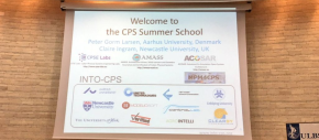 Networking opportunities at CPS Summer School
