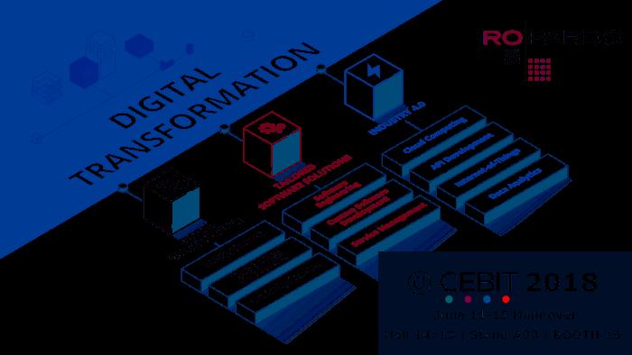 Digital Transformation at CeBIT 2018
