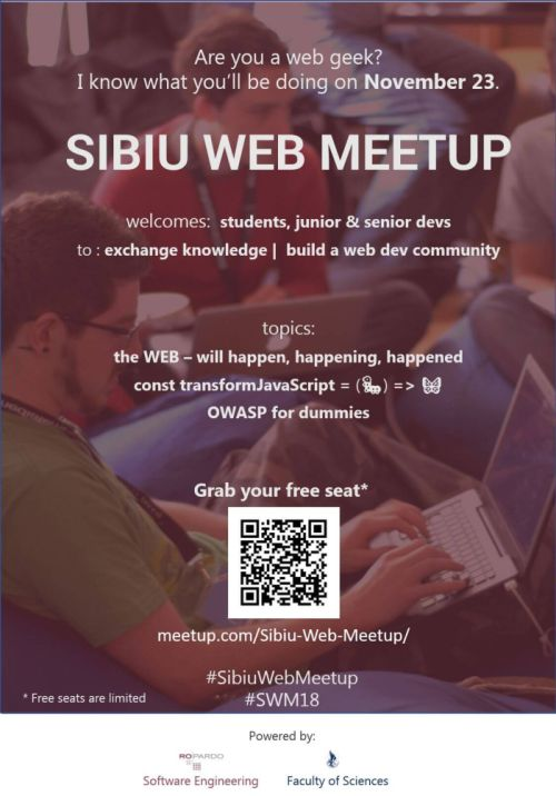 Sibiu Web Meetup