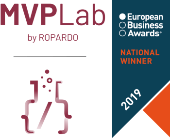 National Winner European Business Awards 2019